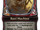 Rust Machine
