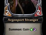 Argenport Stranger