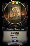 Crest of Progress