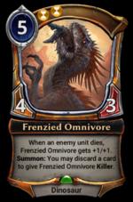 Frenzied Omnivore