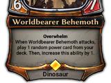 Worldbearer Behemoth