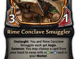 Rime Conclave Smuggler