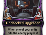 Unchecked Upgrader