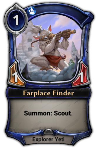 Farplace Finder card