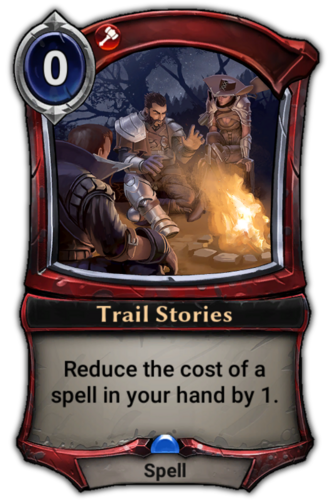 Trail Stories card