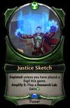 Justice Sketch