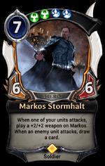 Markos Stormhalt