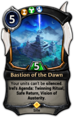 Bastion of the Dawn