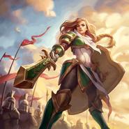 Full Art - Reyna, the Unwavering