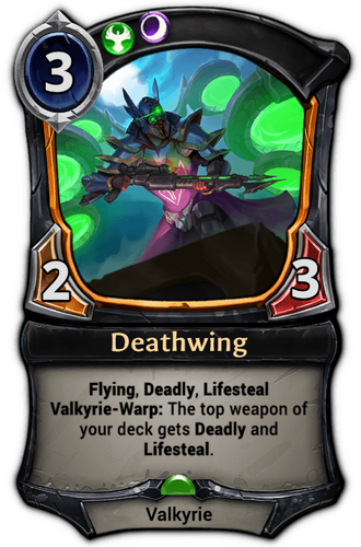 Deathwing card