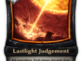Lastlight Judgement