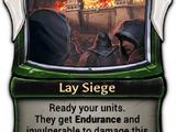 Lay Siege