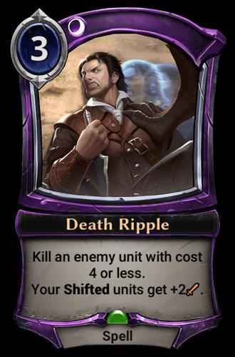 Death Ripple card