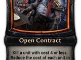 Open Contract