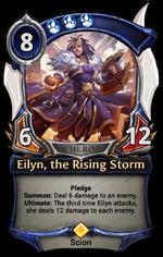 Eilyn, the Rising Storm