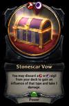 Stonescar Vow