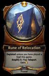 Rune of Relocation