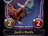 Jack's Knife