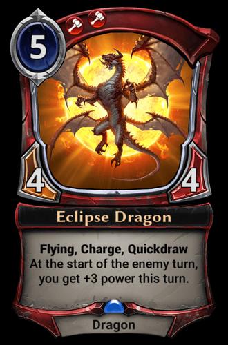 Eclipse Dragon card