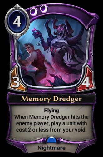 Memory Dredger card