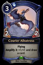 Courier Albatross