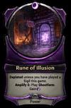 Rune of Illusion