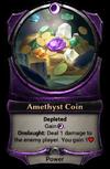 Amethyst Coin