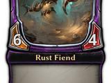 Rust Fiend