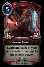 Calderan Gunsmith