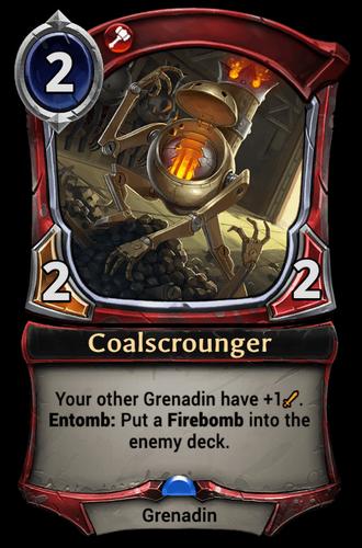 Coalscrounger card