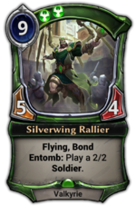 Silverwing Rallier