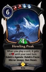 Howling Peak