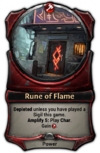 Rune of Flame