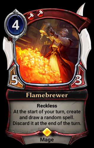 Flamebrewer card