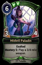 Mithril Paladin
