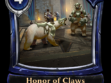 Honor of Claws