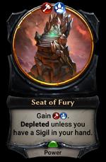 Seat of Fury