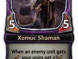 Xumuc Shaman