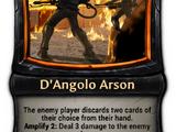 D'Angolo Arson