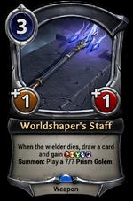 Worldshaper's Staff