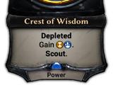 Crest of Wisdom