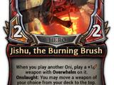 Jishu, the Burning Brush