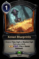 Xenan Blueprints
