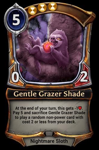 Gentle Grazer Shade card