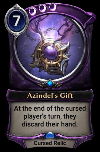 Azindel's Gift card
