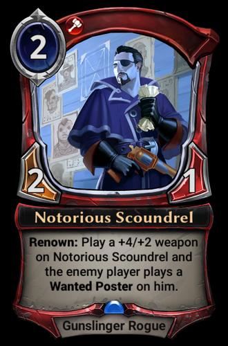 Notorious Scoundrel card