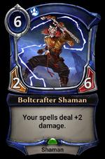Boltcrafter Shaman