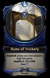 Rune of Trickery