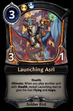 Launching Asri