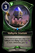 Valkyrie Station